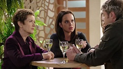 Susan Kennedy, Bea Nilsson, Gary Canning in Neighbours Episode 7964