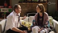 Toadie Rebecchi, Sonya Mitchell in Neighbours Episode 7965