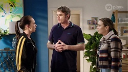 Bea Nilsson, Gary Canning, Amy Williams in Neighbours Episode 7965