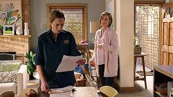 Sonya Mitchell, Alice Wells in Neighbours Episode 7965