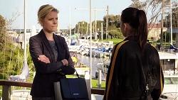 Miranda Kelly, Bea Nilsson in Neighbours Episode 7965