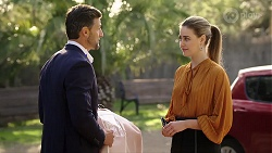 Pierce Greyson, Chloe Brennan in Neighbours Episode 7966