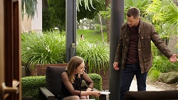 Piper Willis, Mark Brennan in Neighbours Episode 7966