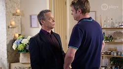 Paul Robinson, Gary Canning in Neighbours Episode 7966