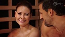 Chloe Brennan, Pierce Greyson in Neighbours Episode 7966