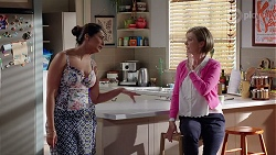 Dipi Rebecchi, Alice Wells in Neighbours Episode 7967