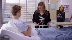 Cassius Grady, Terese Willis, Piper Willis in Neighbours Episode 7967
