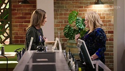 Piper Willis, Sheila Canning in Neighbours Episode 7968