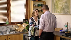 Sonya Mitchell, Toadie Rebecchi in Neighbours Episode 7968