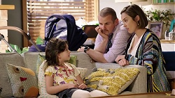Nell Rebecchi, Toadie Rebecchi, Sonya Mitchell in Neighbours Episode 7968