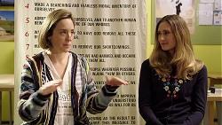 Sonya Rebecchi, Myra Blumberg in Neighbours Episode 7969