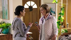 Yashvi Rebecchi, Alice Wells in Neighbours Episode 7969