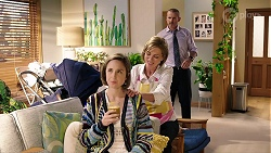 Sonya Mitchell, Alice Wells, Toadie Rebecchi in Neighbours Episode 7969