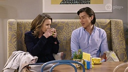Amy Williams, Leo Tanaka in Neighbours Episode 7970