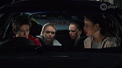Susan Kennedy, Xanthe Canning, Bea Nilsson, Elly Conway in Neighbours Episode 7970