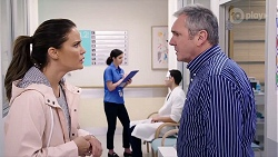 Elly Conway, Karl Kennedy in Neighbours Episode 7970