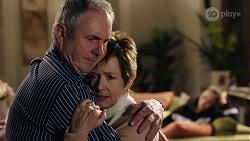 Karl Kennedy, Susan Kennedy, Bea Nilsson in Neighbours Episode 7970