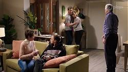 Susan Kennedy, Bea Nilsson, Mark Brennan, Elly Conway, Karl Kennedy in Neighbours Episode 7970