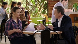 Amy Williams, Paul Robinson in Neighbours Episode 7970