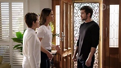 Susan Kennedy, Elly Conway, Ned Willis in Neighbours Episode 7970