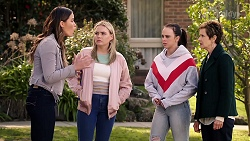 Elly Conway, Xanthe Canning, Bea Nilsson, Susan Kennedy in Neighbours Episode 7970