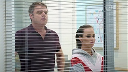 Gary Canning, Bea Nilsson in Neighbours Episode 7971
