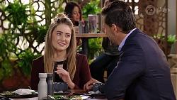 Chloe Brennan, Pierce Greyson in Neighbours Episode 7971