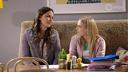 Elly Conway, Xanthe Canning in Neighbours Episode 7971