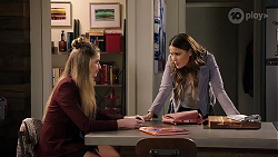 Chloe Brennan, Elly Conway in Neighbours Episode 7971