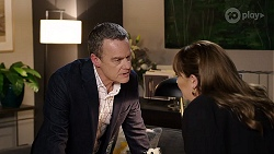 Paul Robinson, Terese Willis in Neighbours Episode 7971