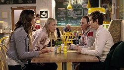 Elly Conway, Xanthe Canning, Bea Nilsson, Susan Kennedy in Neighbours Episode 7971