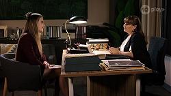 Chloe Brennan, Terese Willis in Neighbours Episode 7971