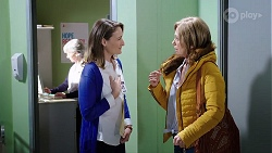 Dr Carla Taylor, Alice Wells in Neighbours Episode 7972