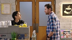 Yashvi Rebecchi, Shane Rebecchi in Neighbours Episode 7972
