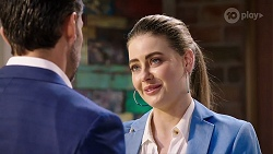 Pierce Greyson, Chloe Brennan in Neighbours Episode 7972