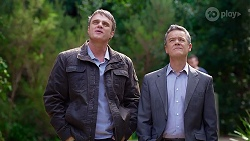 Gary Canning, Paul Robinson in Neighbours Episode 7973