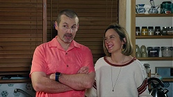 Toadie Rebecchi, Sonya Mitchell in Neighbours Episode 7973