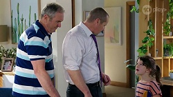 Karl Kennedy, Toadie Rebecchi, Nell Rebecchi in Neighbours Episode 7973