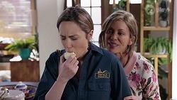 Sonya Mitchell, Alice Wells in Neighbours Episode 7973