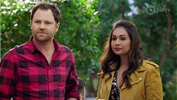 Shane Rebecchi, Dipi Rebecchi in Neighbours Episode 7973