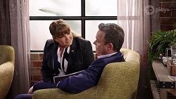 Terese Willis, Paul Robinson in Neighbours Episode 7974