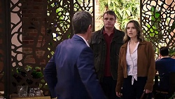 Paul Robinson, Gary Canning, Amy Williams in Neighbours Episode 7974