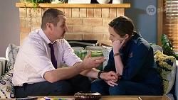 Toadie Rebecchi, Sonya Mitchell in Neighbours Episode 7974