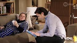 Paul Robinson, Leo Tanaka in Neighbours Episode 7975