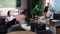 Leo Tanaka, Terese Willis in Neighbours Episode 7975