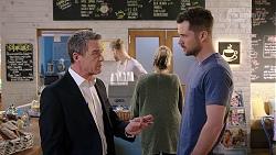 Paul Robinson, Mark Brennan in Neighbours Episode 7975