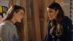Chloe Brennan, Elly Conway in Neighbours Episode 7975