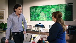 Leo Tanaka, Terese Willis in Neighbours Episode 7976