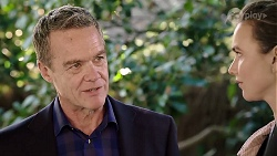 Paul Robinson, Amy Williams in Neighbours Episode 7977