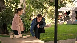Amy Williams, Gary Canning in Neighbours Episode 7977